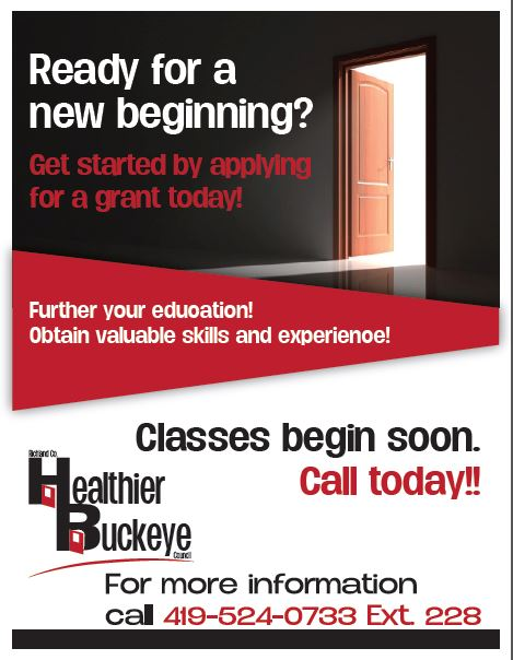 Healthier Buckeye Grants Available